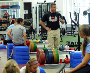 The A to Z's of being a High School Strength Coach