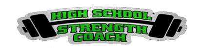 High School Strength Coach
